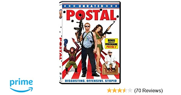 Amazon com: Postal (Unrated): Dave Foley, Verne Troyer, Zack