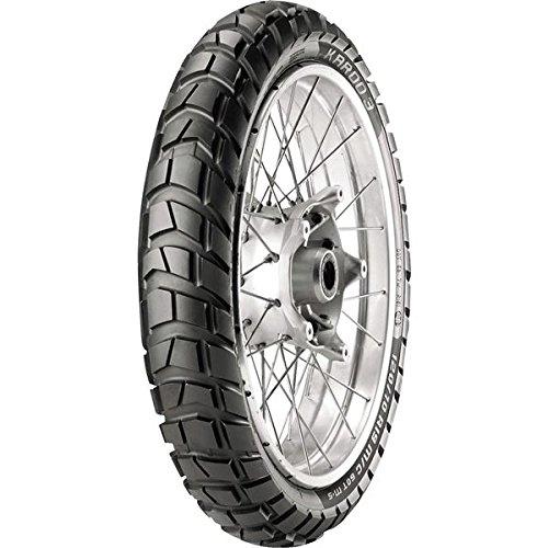 Metzeler Karoo 3 Front Motorcycle Tire 90/90-21 (54R) - Fits: Honda CRF250L 2013-2019