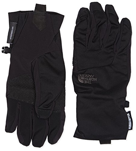 THE NORTH FACE Herren Handschuhe Quatro Windstopper Etip, Tnf Black, XL, T0A6L6JK3
