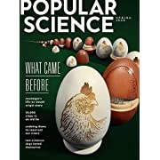 Amazon #DealOfTheDay: Today only! Get digital access of Popular Science for only $5.