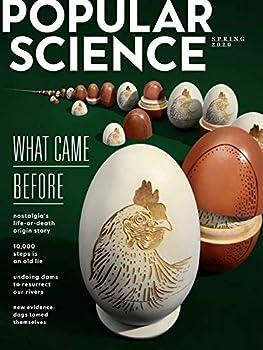 1-Year Popular Science Magazine Subscription