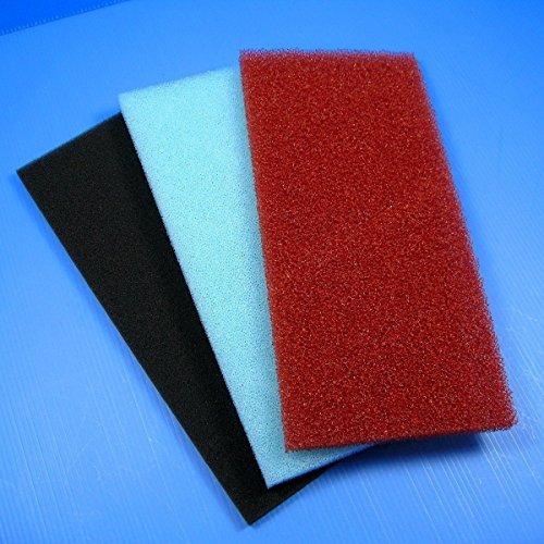 3IN1 BIO-SPONGE - Media Block Foam pads Biochemical Sponge QUACLEAR Bio Foam