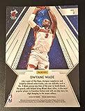 2018-19 Panini Prizm NBA Basketball Card DWYANE