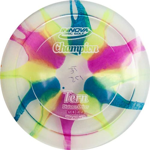 Innova Disc Golf I-Dye Champion Tern Golf Disc, 173-175gm (Colors may vary) by Innova Disc Golf