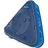 IHOME IBT5LC Splashproof Wireless Bluetooth(R) Speaker (Blue)