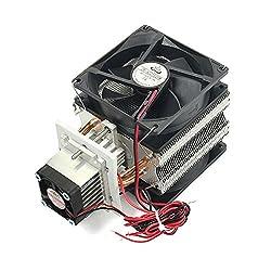 BephaMart 12V 6A DIY Electronic Semiconductor Refrigerator Radiator Cooling Equipment