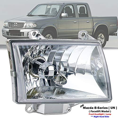DEPO Front Right Side RHS Headlight Lamp For Mazda B2500 B2600i Pickup 2002-2006