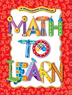 Math to know a mathematics handbook mary cavanagh 9780669471533 math to learn student handbook 2006 fandeluxe Gallery