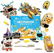 Makeblock NextMaker Box - Monthly Coding Subscription Box for Kids 8-12 Years Old STEM Education Kits