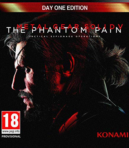 Official: Metal Gear Solid V The Phantom Pain - Complete Guide/Cheats/Hack - Collector's Edition (Metal Gear Solid V The Phantom Pain Guide)