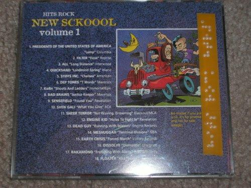 HITS ROCK NEW SCKOOL VOLUME 1