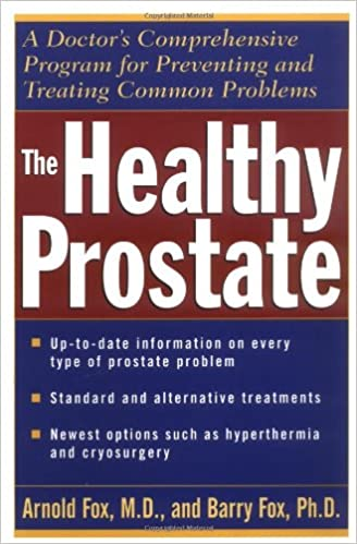 Book The Healthy Prostate: A Doctor's Comprehensive Program for Preventing and Treating Common Problems