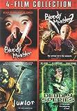 4-Film Collection (Bloody Murder/ Bloody Murder 2/ Junior/ Deadly Species) [DVD]