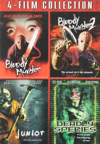 7 Species Collection (4-Film Collection (Bloody Murder/ Bloody Murder 2/ Junior/ Deadly Species) [DVD])