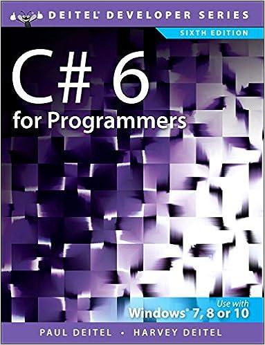 C 6 for programmers 6th edition deitel developer series c 6 for programmers 6th edition deitel developer series 6th edition fandeluxe Gallery