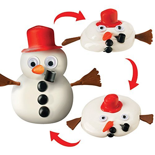 Toysmith Melting Snowman 12-Pack]()