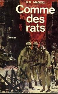 Comme des rats par George G. Mandel