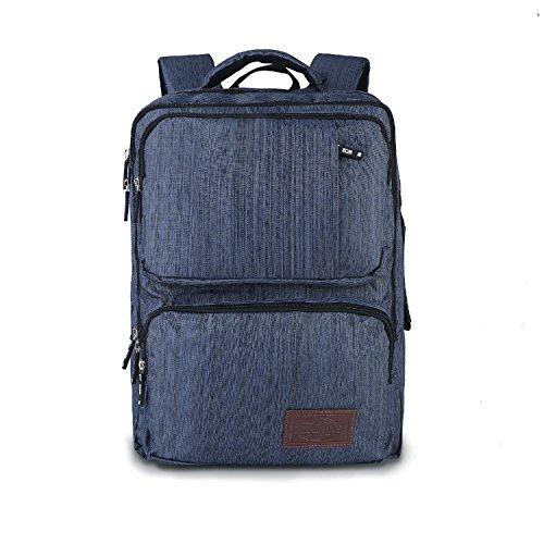 HongyuTing Unisex Business Travel Laptop Rucksack College Daypack Handtasche Passend für 15,6 Zoll Laptop