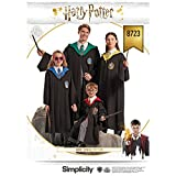 Arts & Crafts : Simplicity Creative Patterns US8723A Pattern Harry Potter Unisex Costumes