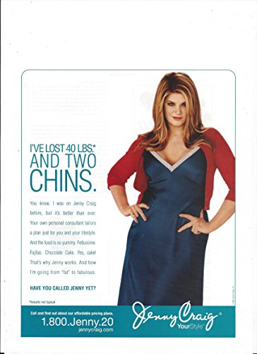print-ad-with-kirstie-alley-for-jenny-craig-2006-4-pg-set-print-ad