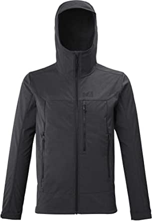 MILLET Track Hoddie M Shell Jacket para Hombre