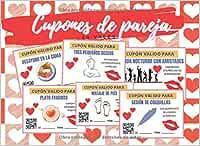 CUPONES DE PAREJA: TALÓN DE VALES CANJEABLES (DESAYUNO EN CAMA, MASAJES, BAÑO EN PAREJA...) | REGALO ROMÁNTICO Y ORIGINAL PARA TU PAREJA | HOMBRE O ... LOS ENAMORADOS, SAN VALENTIN | ANIVERSARIO.