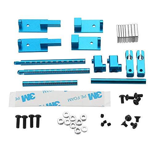 - SGI Killerbody CNC Aluminum Alloy Stealth Body Mounts for 1/10 RC Car Parts