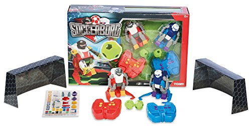 TOMY Electronic Game Soccerborg, Multi by TOMY