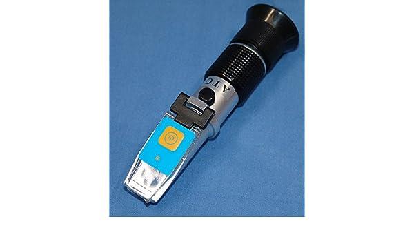 Diverse Lieferanten Miel refractómetro con iluminación LED: Amazon.es: Productos para mascotas