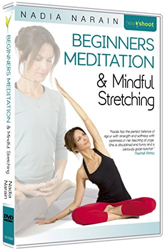 Beginners Meditation & Mindful Stretching with Nadia Narain