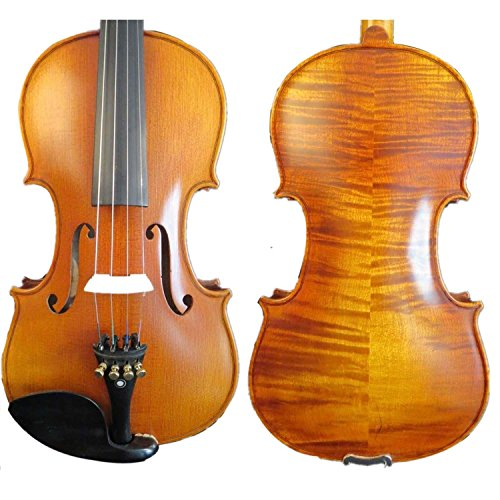Strad Style SONG Brand Master 14'' Viola,Big And Rich Sound #11500 by Song