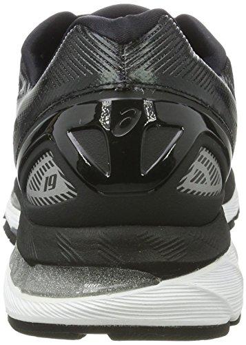 Zapatillas Asics Negro Gel Black Onyx Mujer Silver Running para de Nimbus 19 wtTpxcCtfq