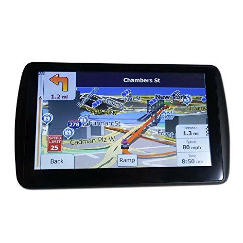 800 Series Gps - TruckWay GPS - Pro Series Black Edition - Truck GPS 7