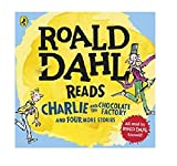 The Roald Dahl Audio Collection: Includes Charlie and the Chocolate Factory, James