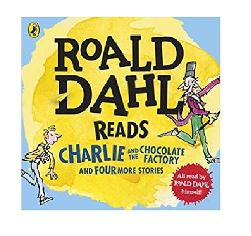 The Roald Dahl Audio Collection: Includes Charlie and the Chocolate Factory, James and the Giant Peach, Fantastic Mr. Fox, The Enormous Crocodile & The Magic Finger ()