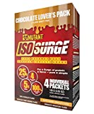 Mutant ISO Surge Chocolate Lover's Pack – Whey Protein That Acts Fast to Help Recover, Build Muscle, Bulk, Build Strength, and Made with Only The Best Ingredients- 4 Packets