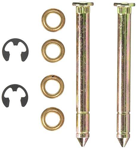 Bronco Door Hinge - Dorman - Autograde 703-269 Door Hinge Pin And Bushing Kit - 2 Pins 4 Bushings 2 Clips