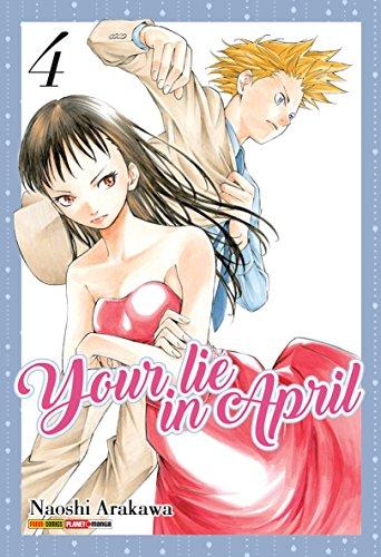 Your Lie in April - Volume 4