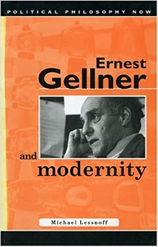 Book Ernest Gellner and Modernity