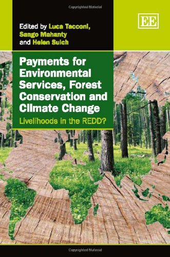 Payments For Environmental Services  Forest Conservation And Climate Change  Livelihoods In The Redd