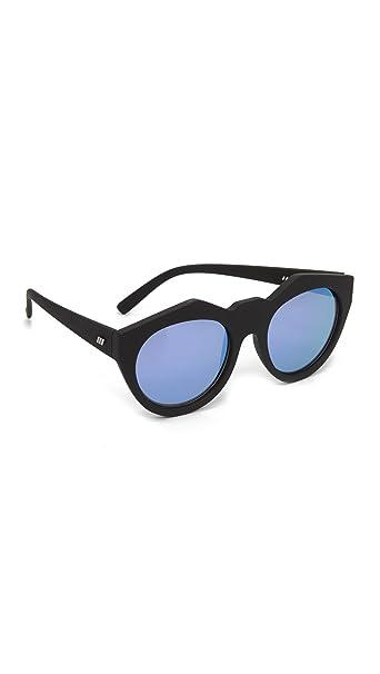 Amazon.com: Le Specs Neo Noir de la mujer anteojos de sol ...