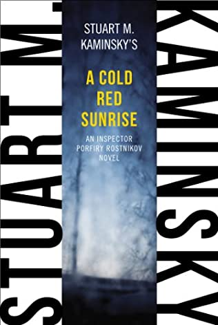book cover of A Cold Red Sunrise