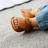 Premium Baby Boys Girls Sandals, Soft Non-Slip