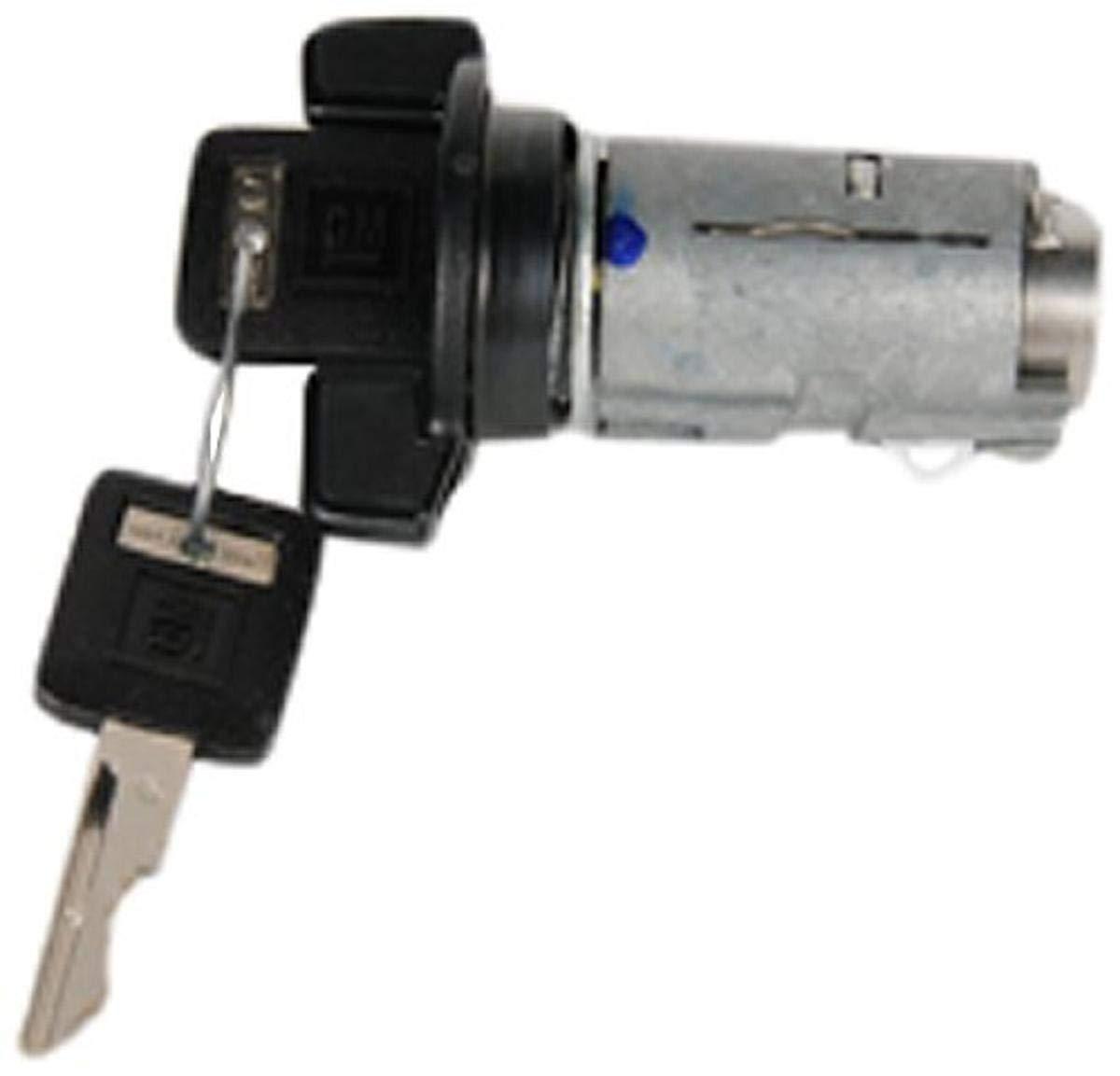 GM Genuine Parts D1414B Black Ignition Lock Cylinder