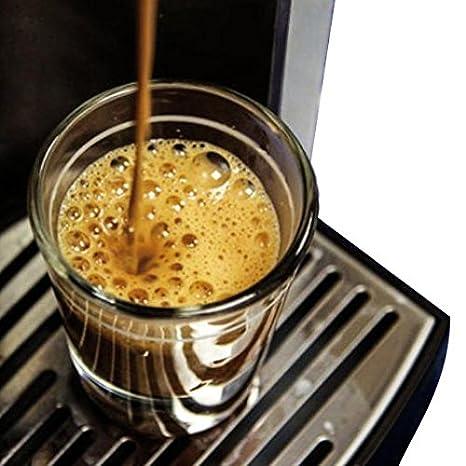 Princess 242800 Independiente Totalmente automática Máquina de café en cápsulas 1L 2tazas Negro, Plata - Cafetera (Independiente, Máquina de café en ...