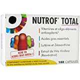 Nutrof Total 180 Capsules Dietary Supplement for Healthy Eyes by Théa