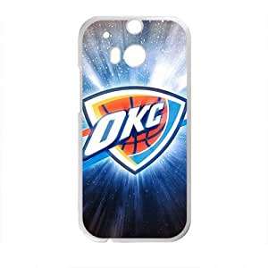 OKC NBAFahionable And Popular High Quality Back Case Cover For HTC M8