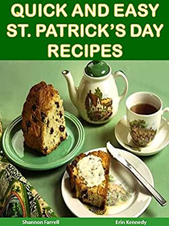 Quick and easy st patrick 39 s day recipes holiday - Cuisine easy saint orens ...