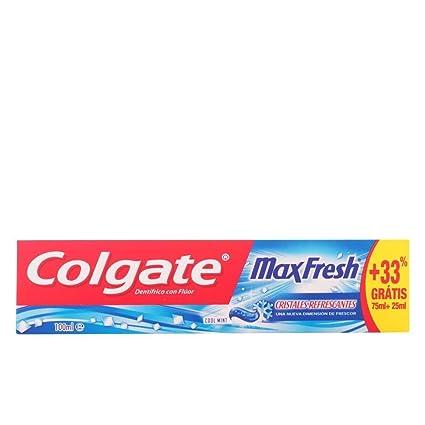 Colgate Max Fresh Azul Pasta Dentífrica + 33% Dentífrico - 75 ml