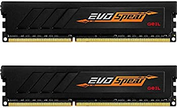 GeIL EVO SPEAR 16GB PC4-24000 DDR4 288-Pin Desktop Memory